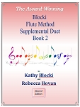 Blocki Flute Method Supplemental Duet Book 2