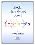 NEW!   Blocki Flute Method Student Book 1  5th Edition