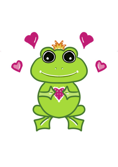 Frog Prince Children's Book PDF