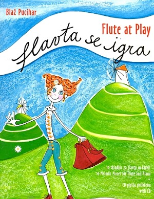 Flute at Play (Flute Solos with Illustrations and Text)