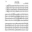 Page one of score for A Silent Night